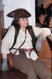 Heftige vrouw van toen: Mary Read, de piratenvrouw Bloody Mary
